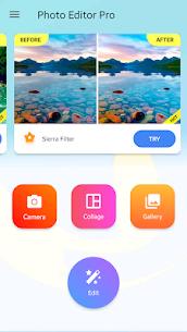 Photo Editor Pro APK – Filters, Sticker, Collage Maker 1