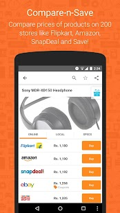 Scandid- Compare Prices & Shop- screenshot thumbnail