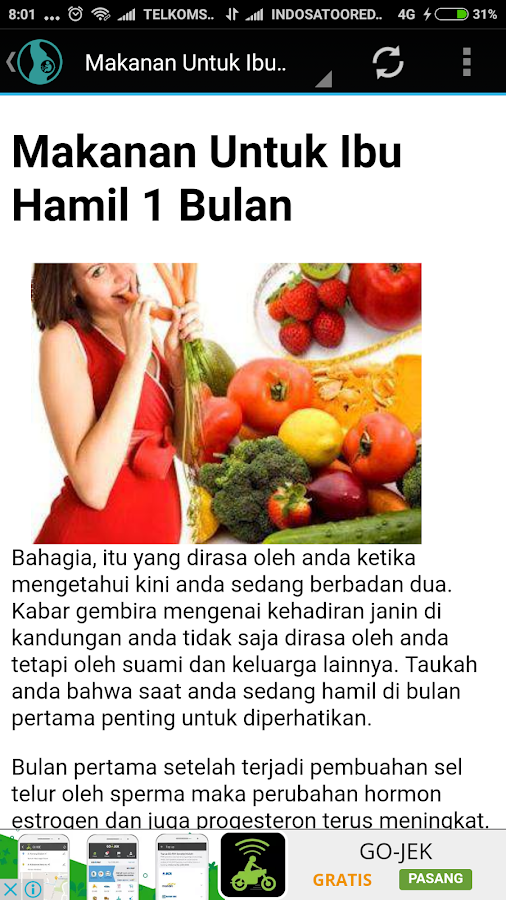 Makanan dan Nutrisi Ibu Hamil - Android Apps on Google Play
