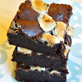 Marshmallow Brownie Delight