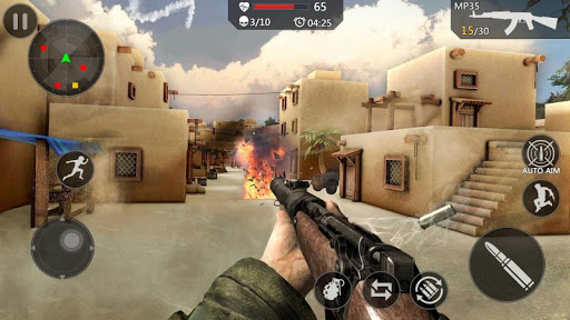 Gun Strike Ops: WW2 - World War II fps shooter 1.0.7 screenshots 2