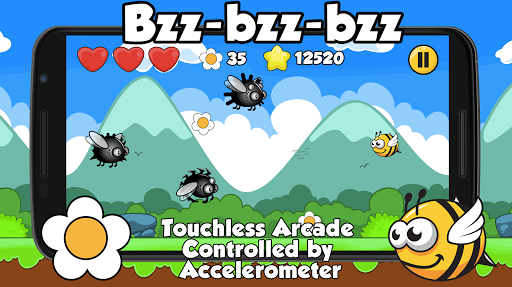 Bzz-bzz-bzz Bee Racing Arcade