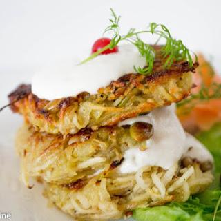 Parsnip and Potatoes RöSti Recipe