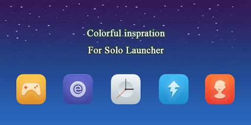 Colorful Inspration Theme
