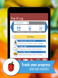 Stupid Simple Keto - Low Carb Diet Tracking- screenshot thumbnail