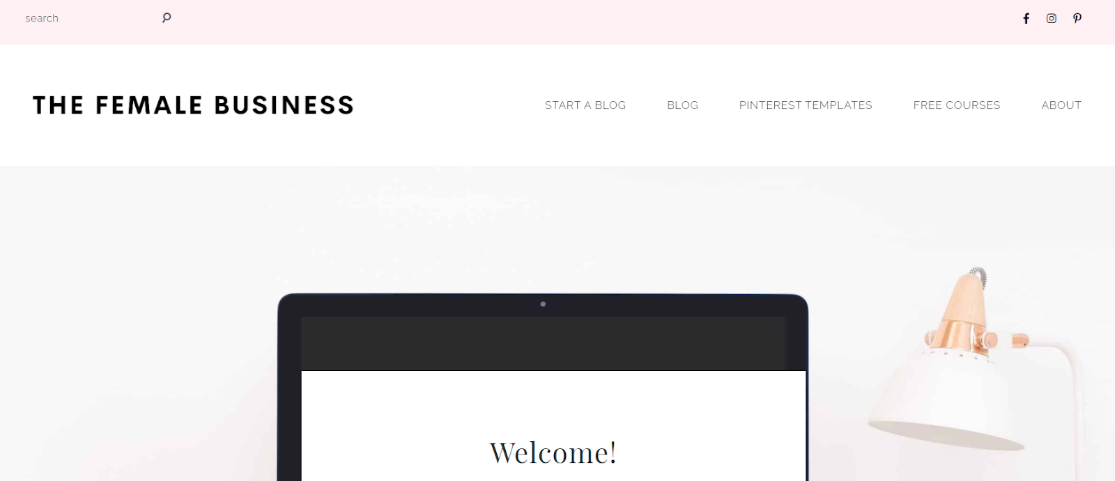 The Female Business blog