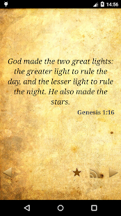 Daily Bible Verse WEB- screenshot thumbnail