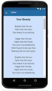 Hamza Robertson Music+Lyrics. - náhled