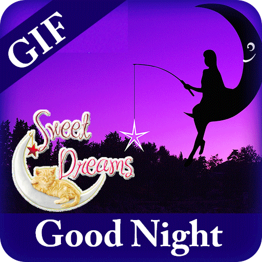 娛樂App|GIF Good Night Collection LOGO-3C達人阿輝的APP
