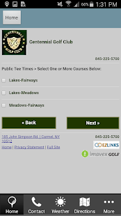 Centennial Golf Club- screenshot thumbnail