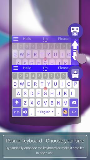 German for ai.type Keyboard  screenshots 6