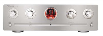 SA-T7 from Vincent Audio, Stereo Tube Preamplifier