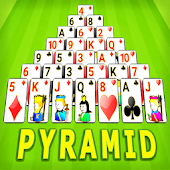 Pyramid Solitaire 3D