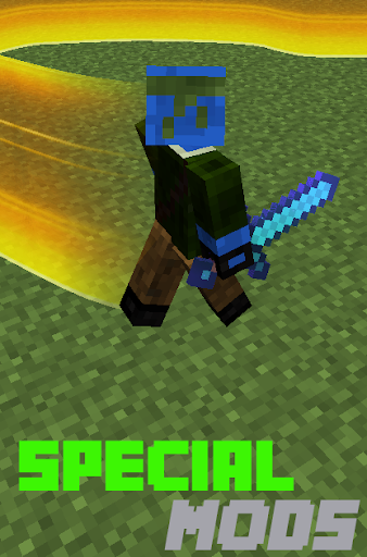 Special Mods For MCPE