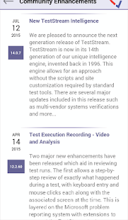 Vedant TestStream- screenshot thumbnail
