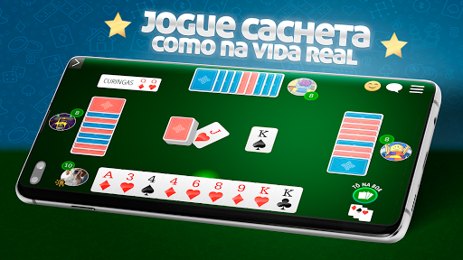 Cacheta Gin Rummy Online  screenshots 3