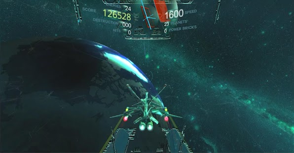 Space X Hunter VR- screenshot thumbnail