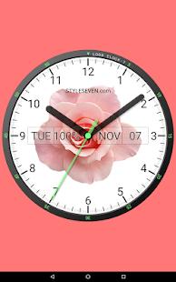 Logo Analog Clock-7 - náhled