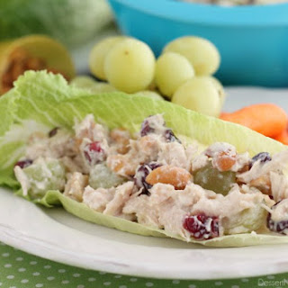 Light Chicken Salad