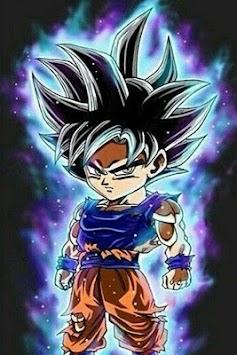 New Goku Ultra Instinct Art Wallpaper 4k Apk Latest Version Download