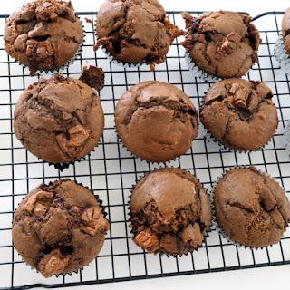 Mars Bar Muffins Recipe