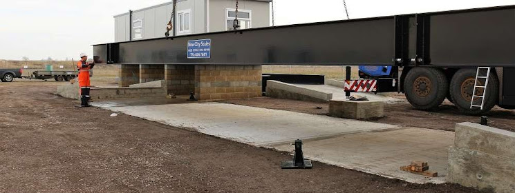 New Weighbridge supplied milton keynes