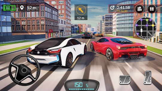 Drive for Speed: Simulator V1.19.6 Apk + Mod (Money) for Android FREE 5