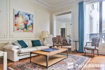 Appartement meublé 4 pièces 127 m2