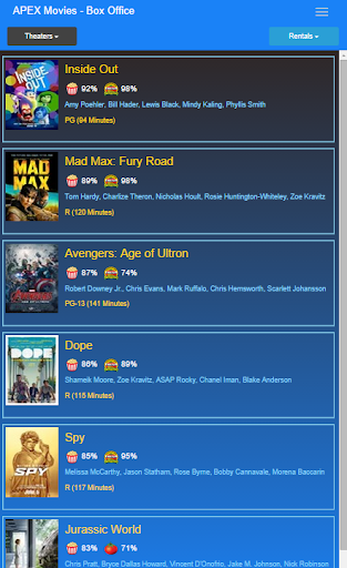APEX Movies