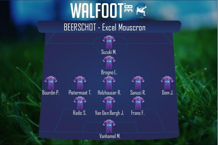 Beerschot (Beerschot - Excel Mouscron)