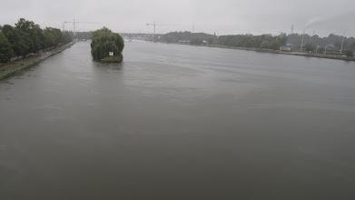 Photo: Vue du pont vers l'aval