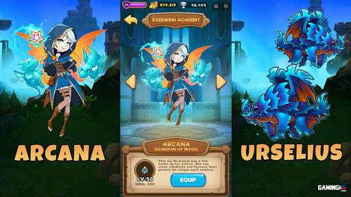 Everwing screenshot 1