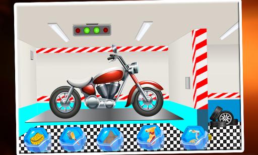 スポーツバイクを構築