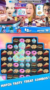 Crazy Kitchen: Match 3 Puzzles Screenshot