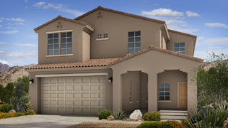 Indigo II floor plan by Taylor Morrison Homes in Adora Trails Gilbert 85298
