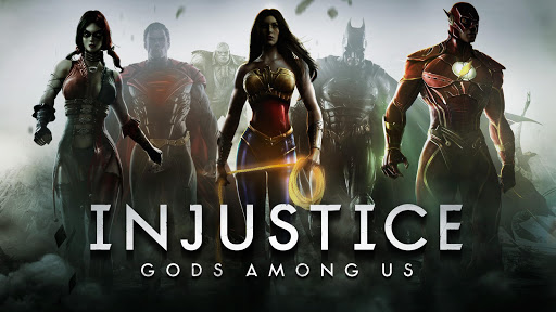 Injustice: Gods Among Us  gameplay | by HackJr.Pw 1