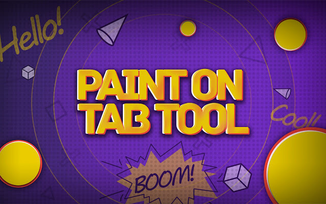 Paint on Tab Tool - Draw on Any Webpage