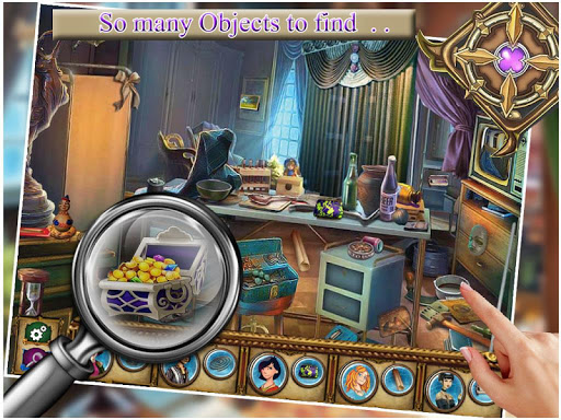 Mystery Crime : Hidden Objects