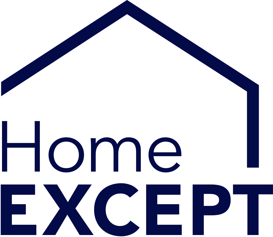 HomeEXCEPT Logo