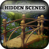 Hidden Scenes - Summer Garden