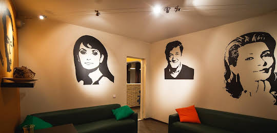 Art-Hostel Contrast