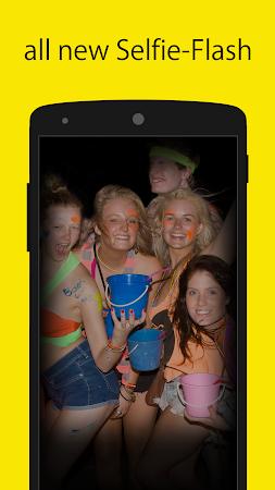 Selfie-Flash 1.0.1 screenshot 5347