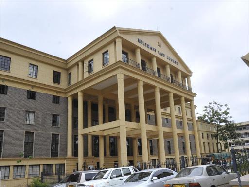 Milimani law court/FILE