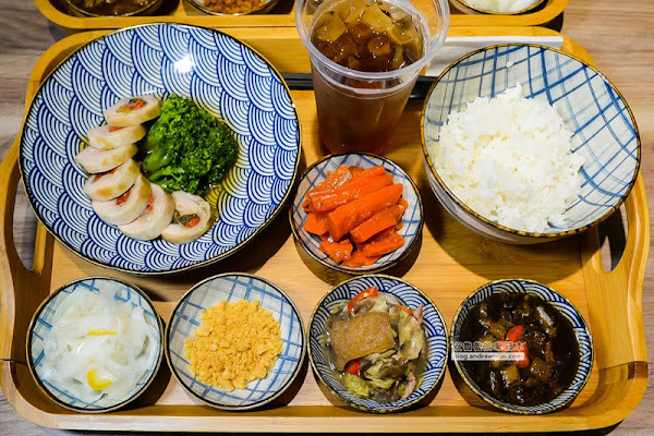 滷肉控-滷肉飯結合復刻臺菜的台式定食套餐