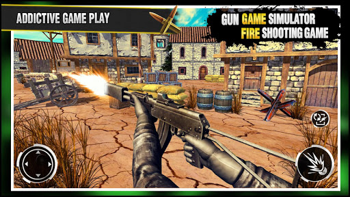 Gun Game Simulator: Fire Free – Shooting Game 2k18 1.2 screenshots 11