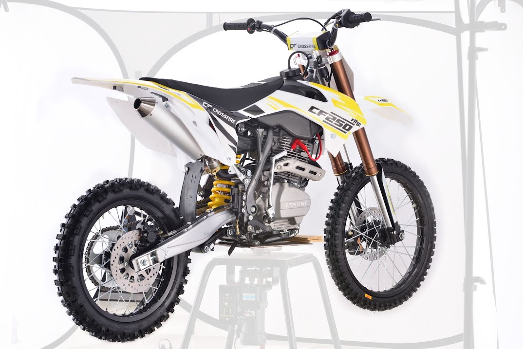 250cc CF Dirt Bike