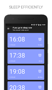Sleep Time – Cycle Alarm Timer 1
