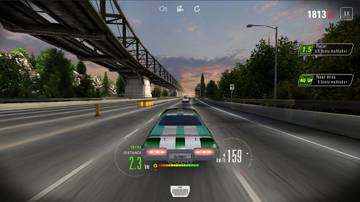MUSCLE RIDER: Classic American Muscle Car 3D ss1