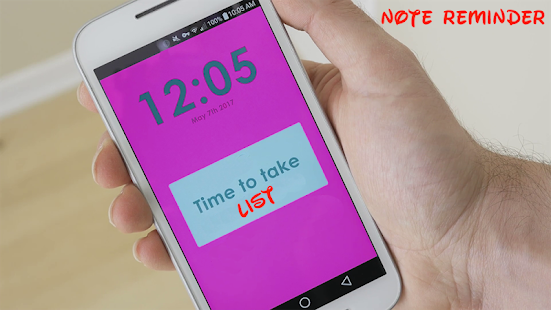 App Note Reminder APK for Windows Phone