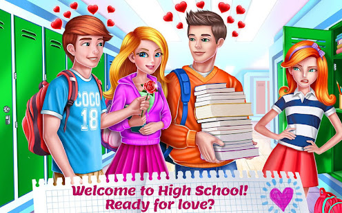 Game High School Crush - First Love APK for Windows Phone